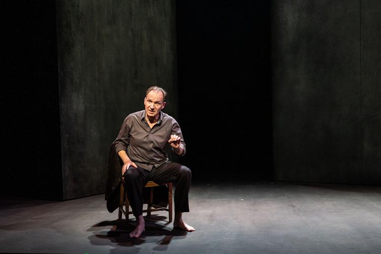 Ralph Fiennes in Four Quartets