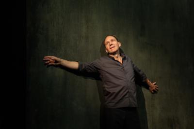 Shot of Ralph Fiennes in Four Quartets