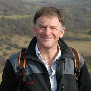 Headshot of Pat Parsons