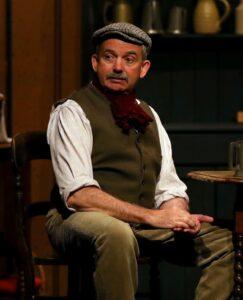 Headshot of David Gilbrook (Mr Helliwell)