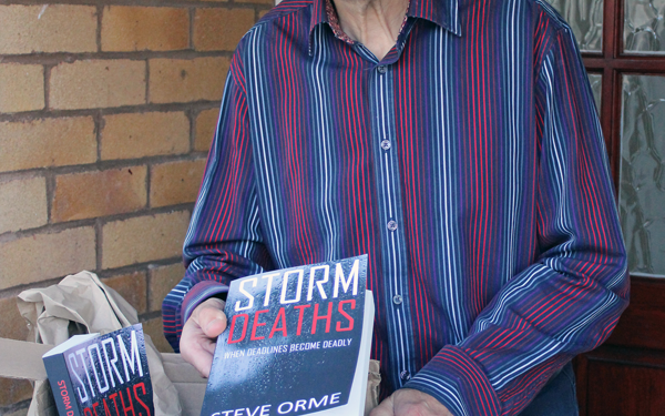 Headshot of Steve Orme